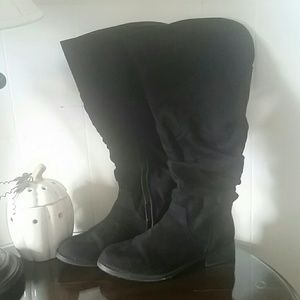 91b5964608f Maurices Shoes - Maurices Greta Wide Calf over the Knee Boot 9M